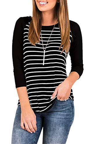 2b99e9fcee4 Occasion  this unique casual polka dot striped t-shirt well with jeans and  leggings
